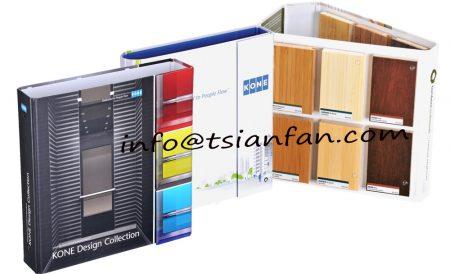 Wb003 Wood Flooring Sample Book Flooring Display Stand