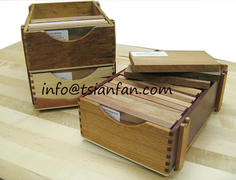 Wb009 Wood Flooring Tiles Wooden Box Flooring Display