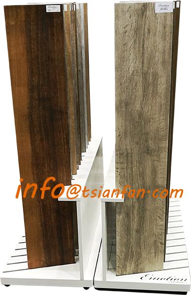 Wd742 12 Count Fingerslot Waterfall Flooring Display