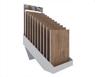 wooden floor display stand ME001-10