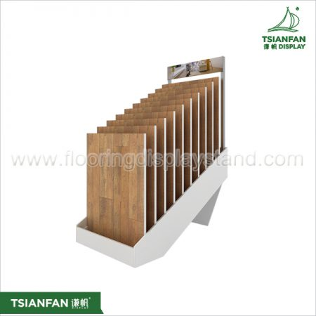 Tiered Wooden Display Floor ME001-3