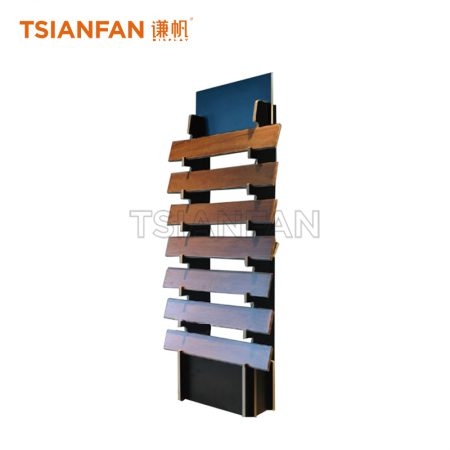 Wholesale Wooden Floor Floor Display Stand ME002-05