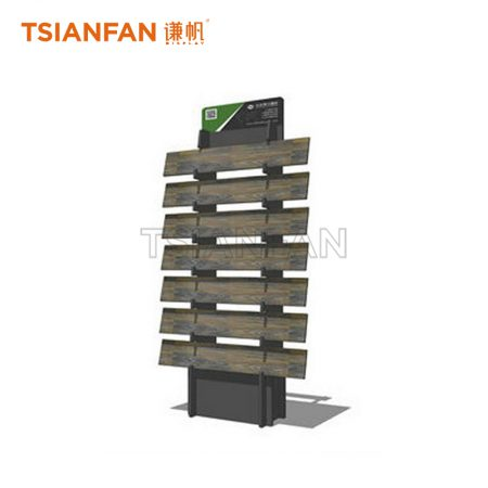 Customizable Wooden Floor Floor Display Stand Wholesale ME002-06