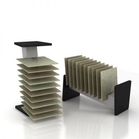 Factory Best Selling Solid Wood Floor Display Rack ME013-01