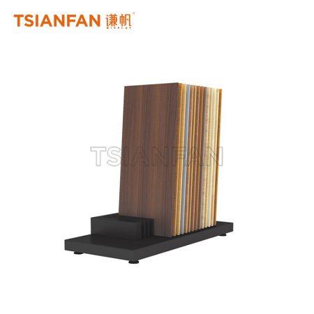 Parquet Solid Wood Hardwood Flooring Sub-floor Metal Display Stands ME016-11