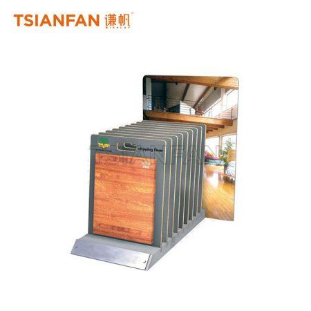 Metal Display Floor Tile Wood Floor Hardwood Floor Display Stand ME016-12