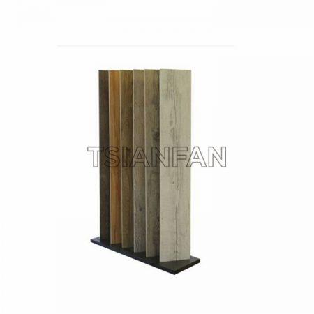 Simple Wooden Floor Display Stand Display Board Hardwood Floor Display Stand ME016-16