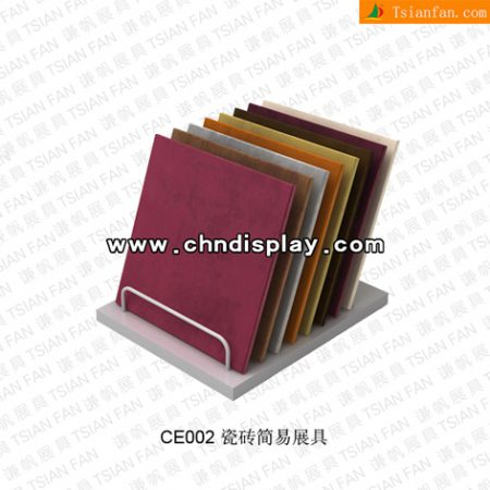 Special Display Stands For Portable Exhibition Halls And Floor Shops 16-26