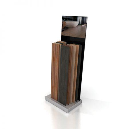 Wooden Floor Standing Sign Holder 16-29