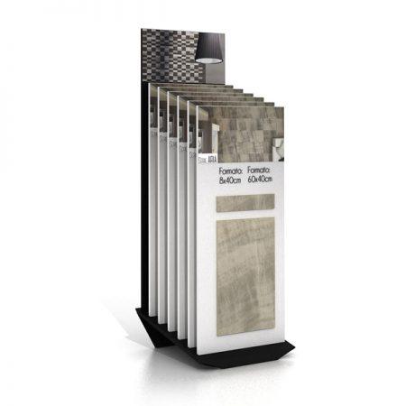 Supplier Of High-quality Solid Wood Floor Display Racks ME016-07