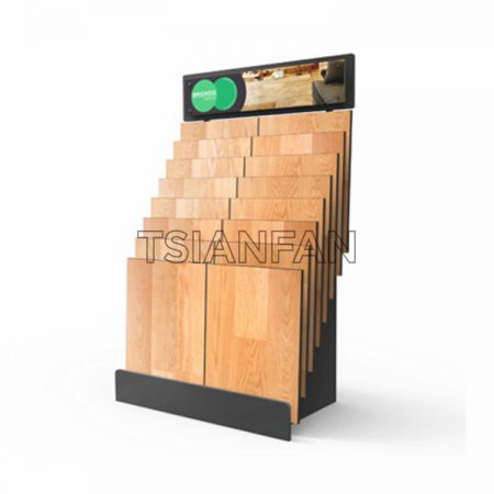 Wood Floor Sample Display RacksME017 (20)