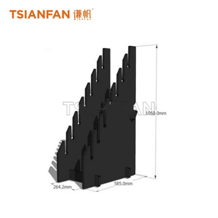 Portable Display Stands For Artwork ME17-7