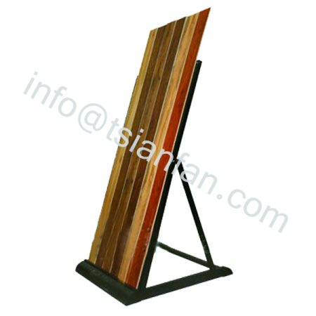Simple Wooden Floor Metal Shelf ME18-02