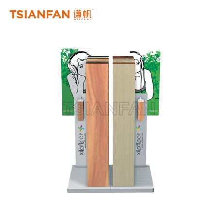 Factory Direct Sale Of Cheap Wooden Floor Display Stand ME27