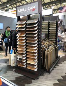 Boral Timber Flooring Display,Display Booth Flooring WC2034