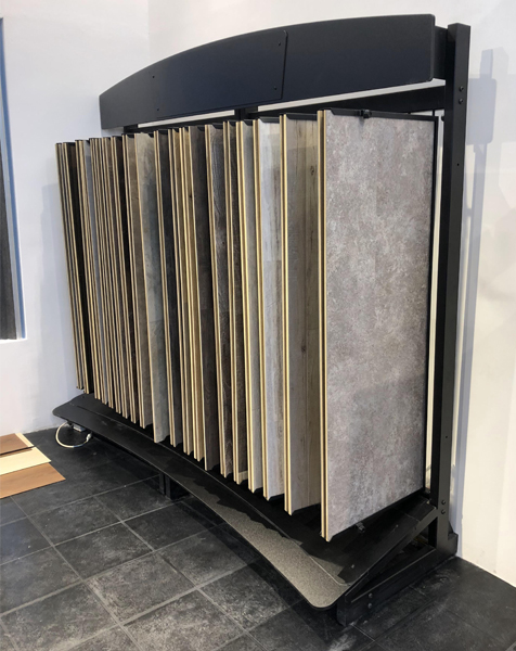 Boral Timber Flooring Display,Flooring Display For Sale WC2030