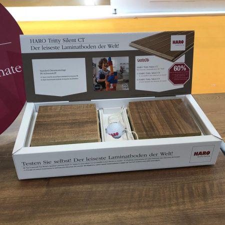 Wood Sample Display,Wooden Floor Sample Display Box Wholesale WC2047