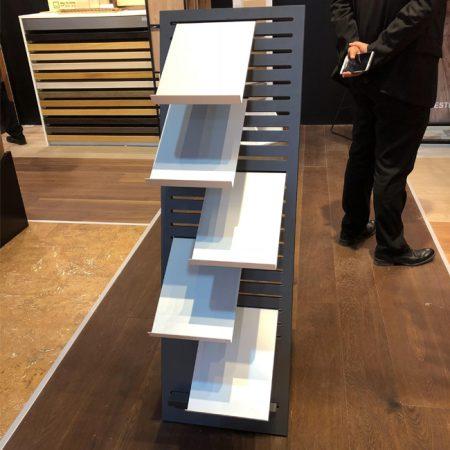 Metal Rack Floor Display Stand,Metal Display Racks And Stands WC2049