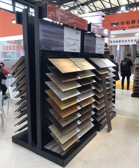 Display Rack For Flooring Samples,Tile Flooring Display Racks WC2054