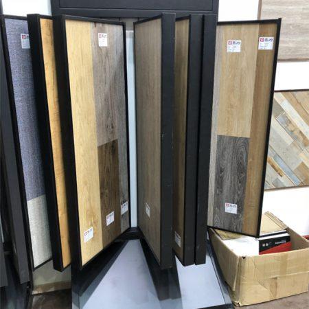 Display Rack For Flooring Samples,Wood Floor Flip Display Stand WC2038