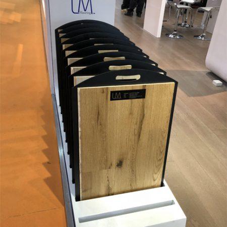 Product Sample Display Board Simple Display Rack WC2055
