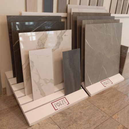 Simple Display Rack For Wooden Floor And Floor Tiles With Slot Type WC2076