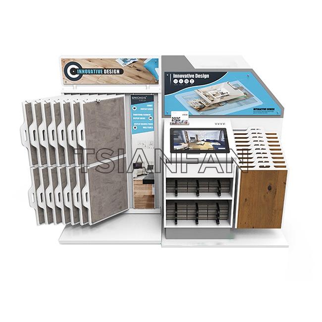 Design Ideas Of Display Rack For Over-function Combination Floor Showroom WC2082