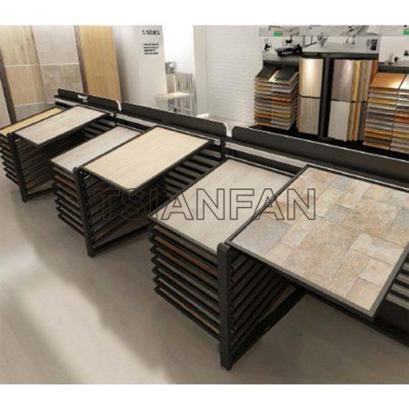 Best Flooring Display Rack For Showroom WC2083