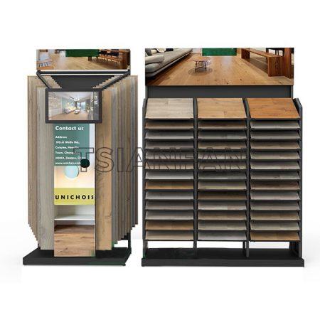 Vinyl Flooring Display Stands For Sale ME17-22