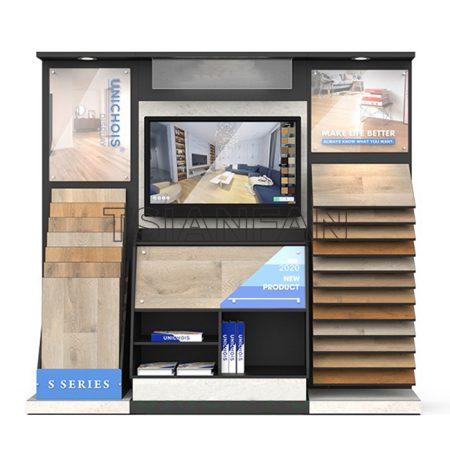 Combined Flooring Display Rack Suppliers WC2094