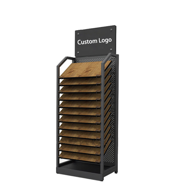 Tiered Wooden Display Floor Standing WC21108